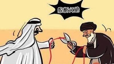 沙特等国重拳击打卡塔尔,油市多空防守激烈交战