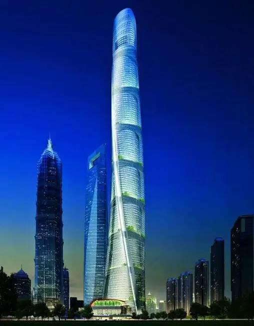 中国第一高楼完工:中日上海滩高楼风水斗法揭秘