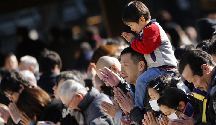 人口老龄化_日本的人口